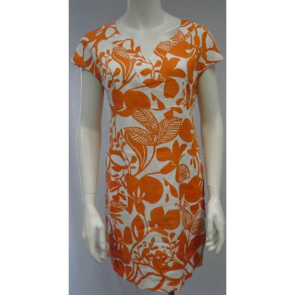 Boden Orange Dress Local Classifieds Preloved