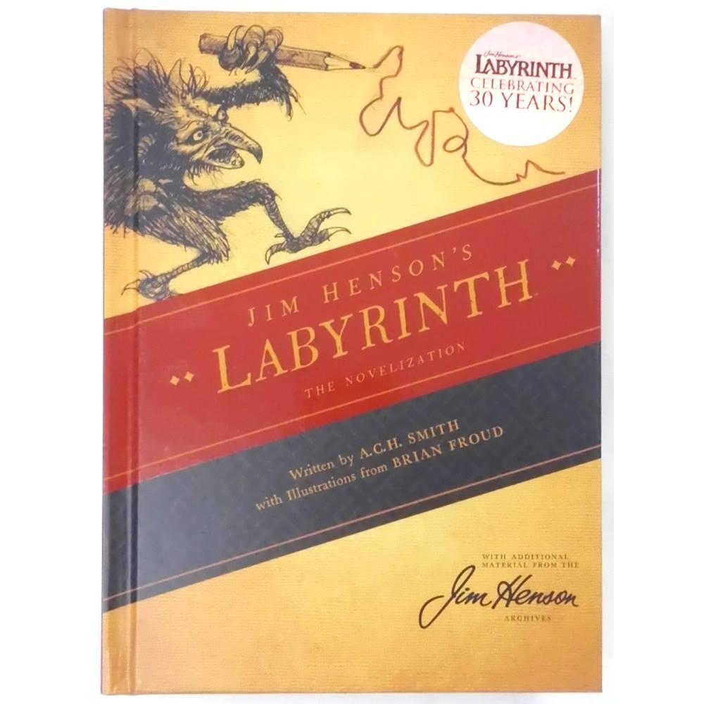 Jim Hensons Labyrinth: The Novelization