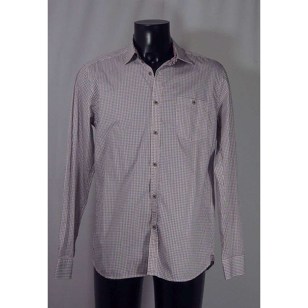 f258d5bb9 Ted Baker Shirt - Multicoloured - Size L (40