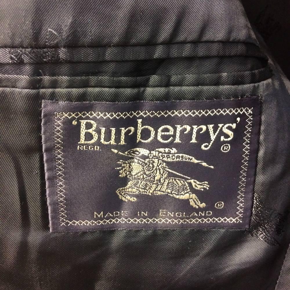 e3c193027f40 Vintage Burberrys  Blazer Burberry - Size  L - Grey. Loading zoom