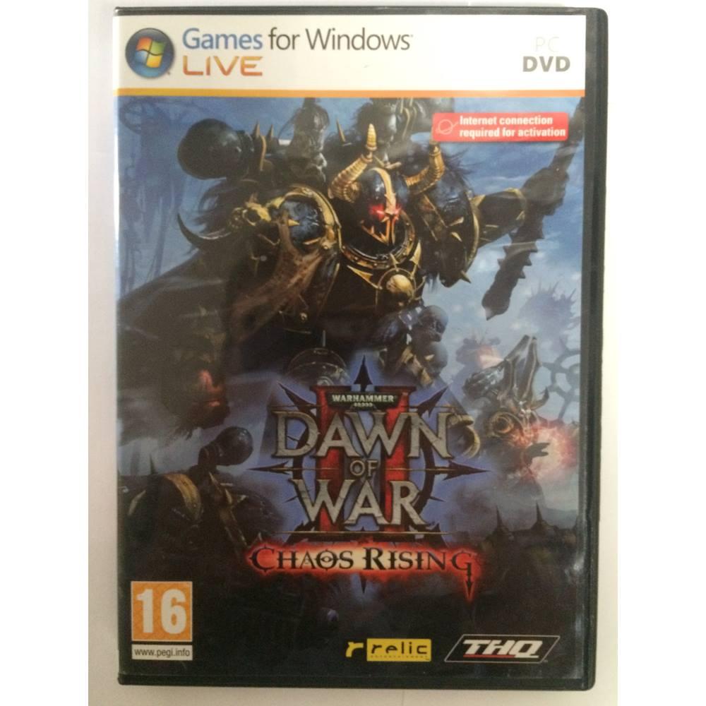 Warhammer 40,000 Dawn Of War 2 Chaos Rising | Oxfam GB | Oxfam's Online Shop