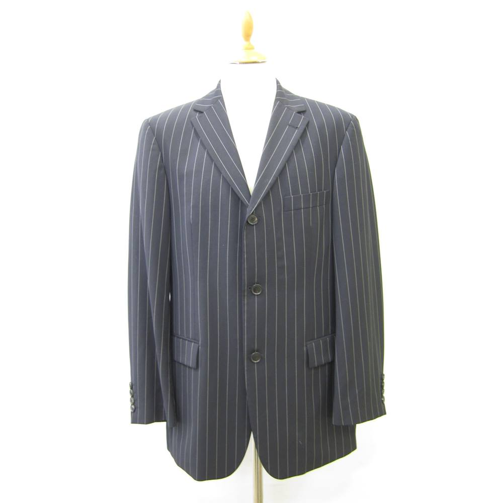 f3fc59adf Mens Pin stripe Tailored jacket by HUGO BOSS size 42 chest Hugo Boss - Size: