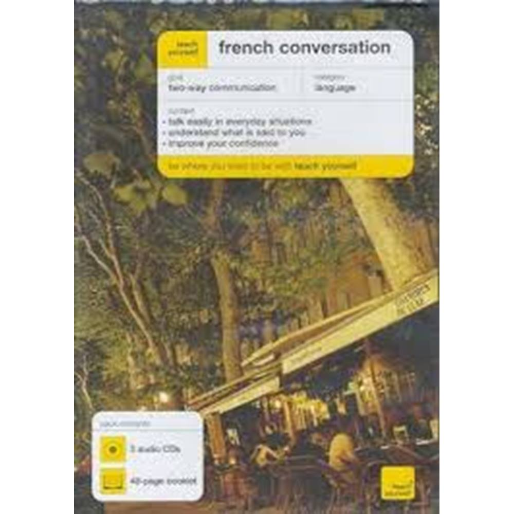 TEACH YOURSELF FRENCH CONVERSATION TEACH YOURSELF CONVERSATIONS | Oxfam GB  | Oxfam's Online Shop