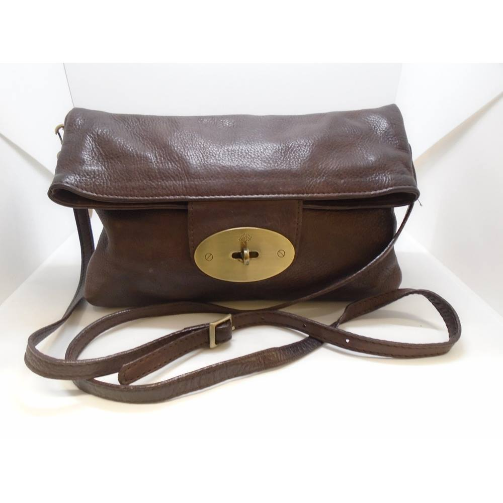 b4d24d170f Mulberry - Brown Leather Handbag
