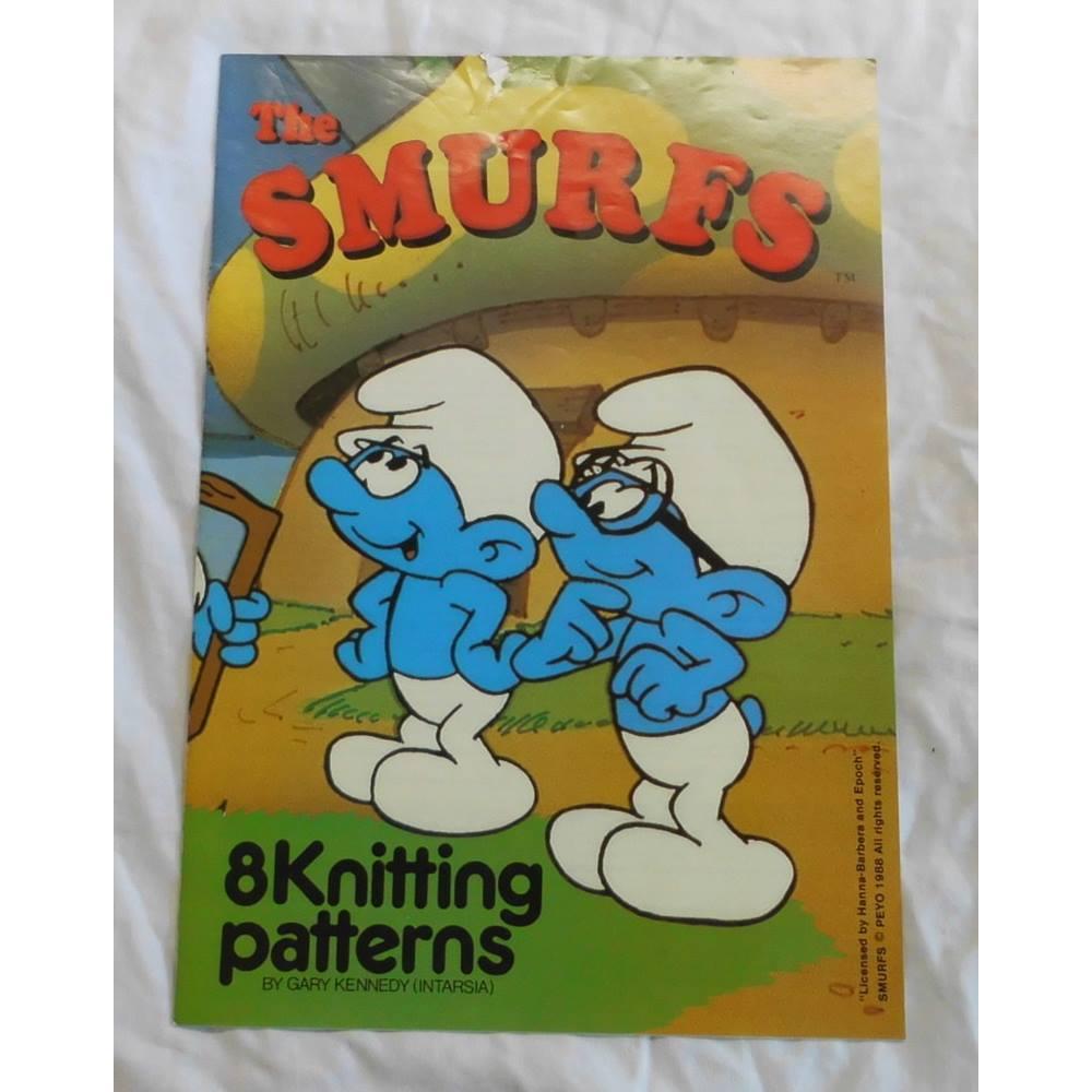 The Smurfs 8 Knitting Patterns - Intarsia | Oxfam GB | Oxfam\'s ...