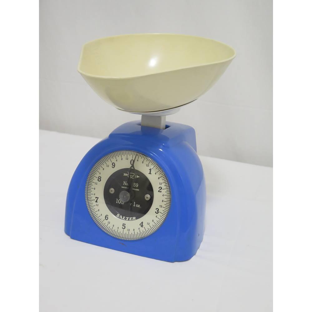 Vintage Salter No 59 Kitchen Scales