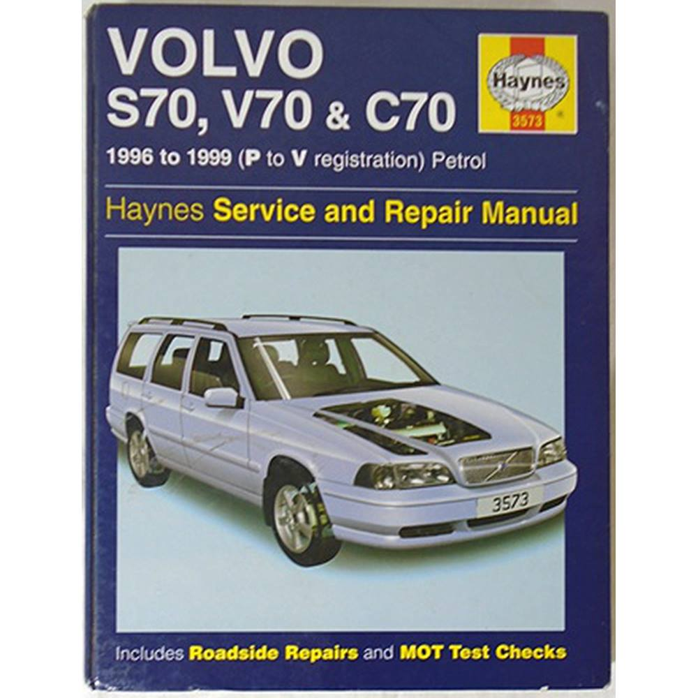 Volvo S70, C70 and V70 Service and Repair Manual (Haynes Service and Repair  Manuals. Loading zoom
