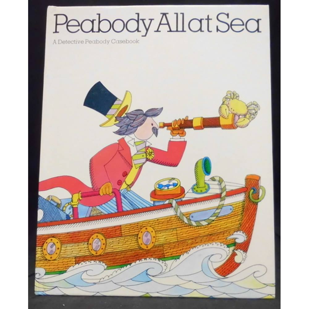 Peabody All at Sea - A Detective Peabody Casebook | Oxfam GB | Oxfam's  Online Shop