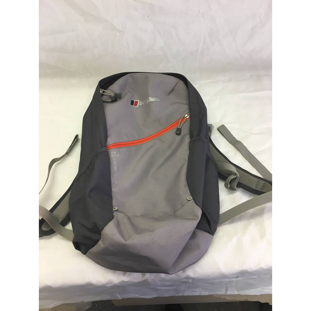 Berghaus Grey Backpack 20L   Oxfam GB   Oxfam s Online Shop 4f9aa16e42