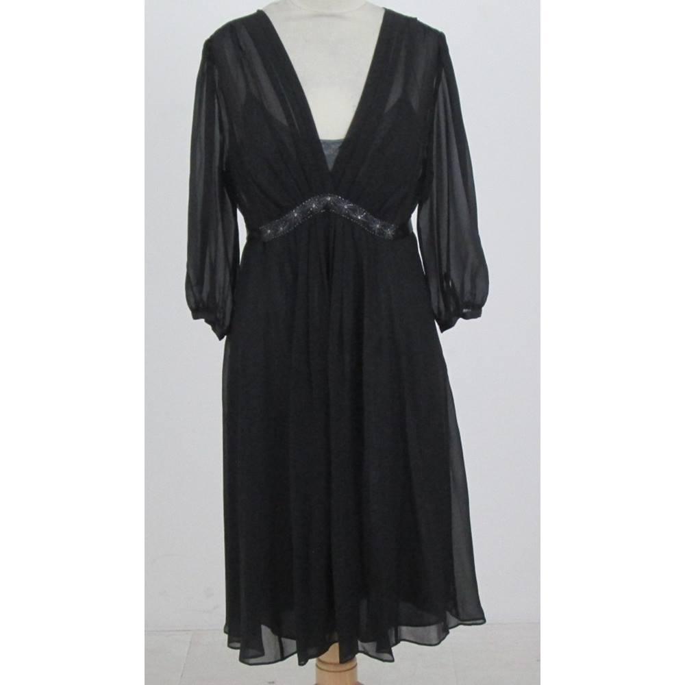 Beaded Chemise Dress