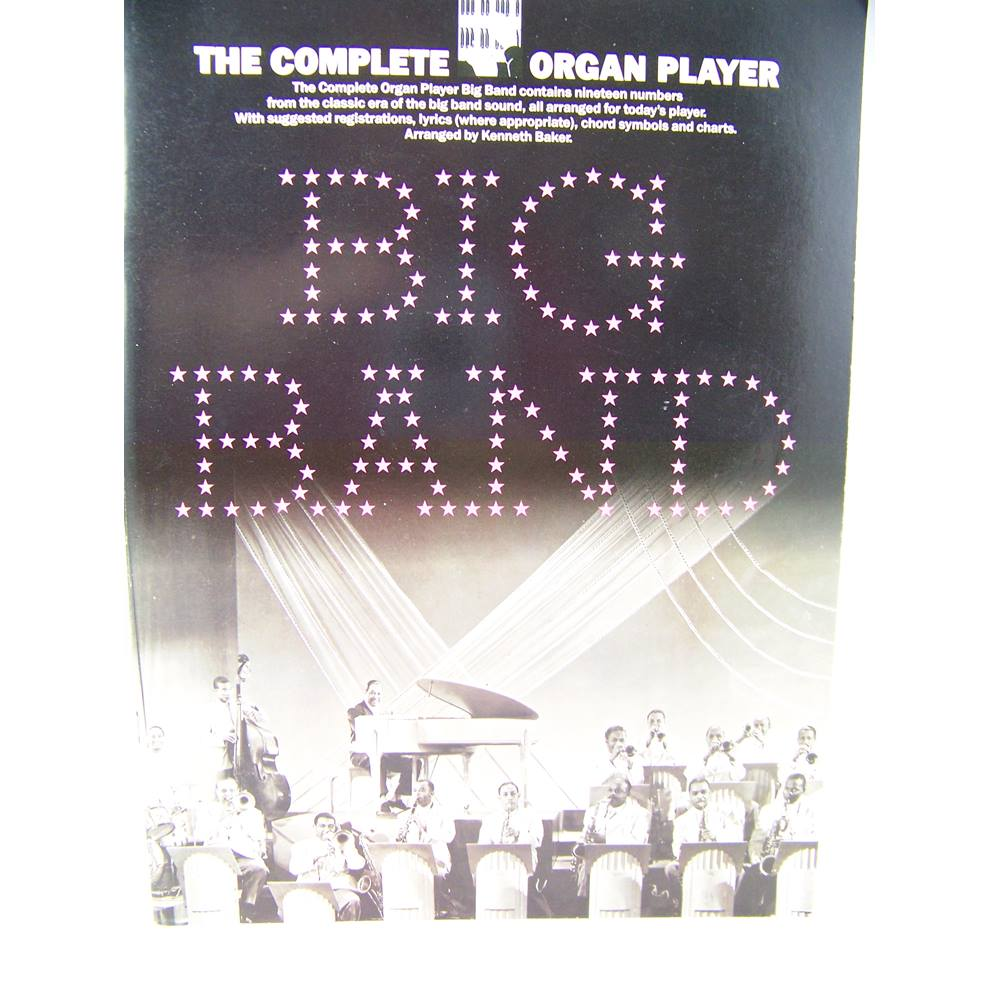 The Complete Organ Player Big Band  | Oxfam GB | Oxfam's Online Shop