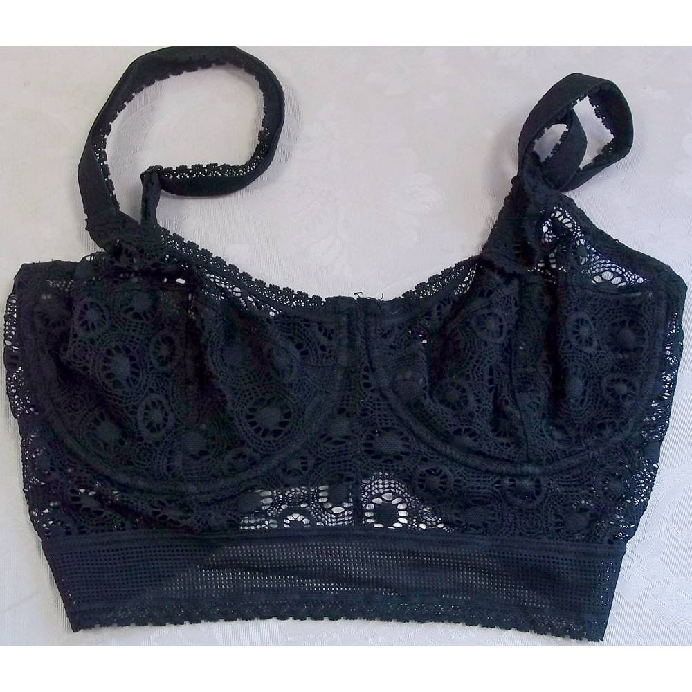 915e994093 M S Marks   Spencer - Size  34 - Black - Bra For Sale in Worthing ...