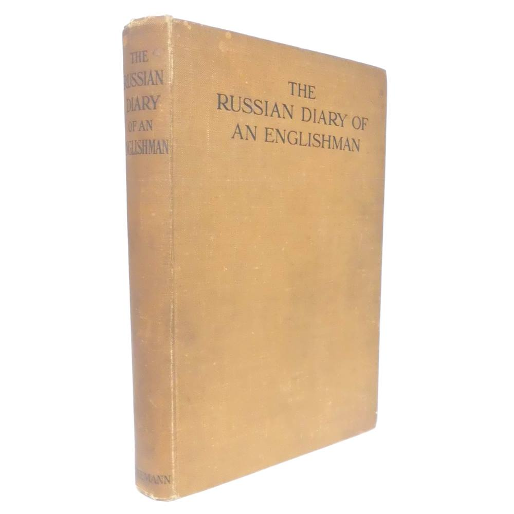 Preview of the first image of The Russian Diary of an Englishman.