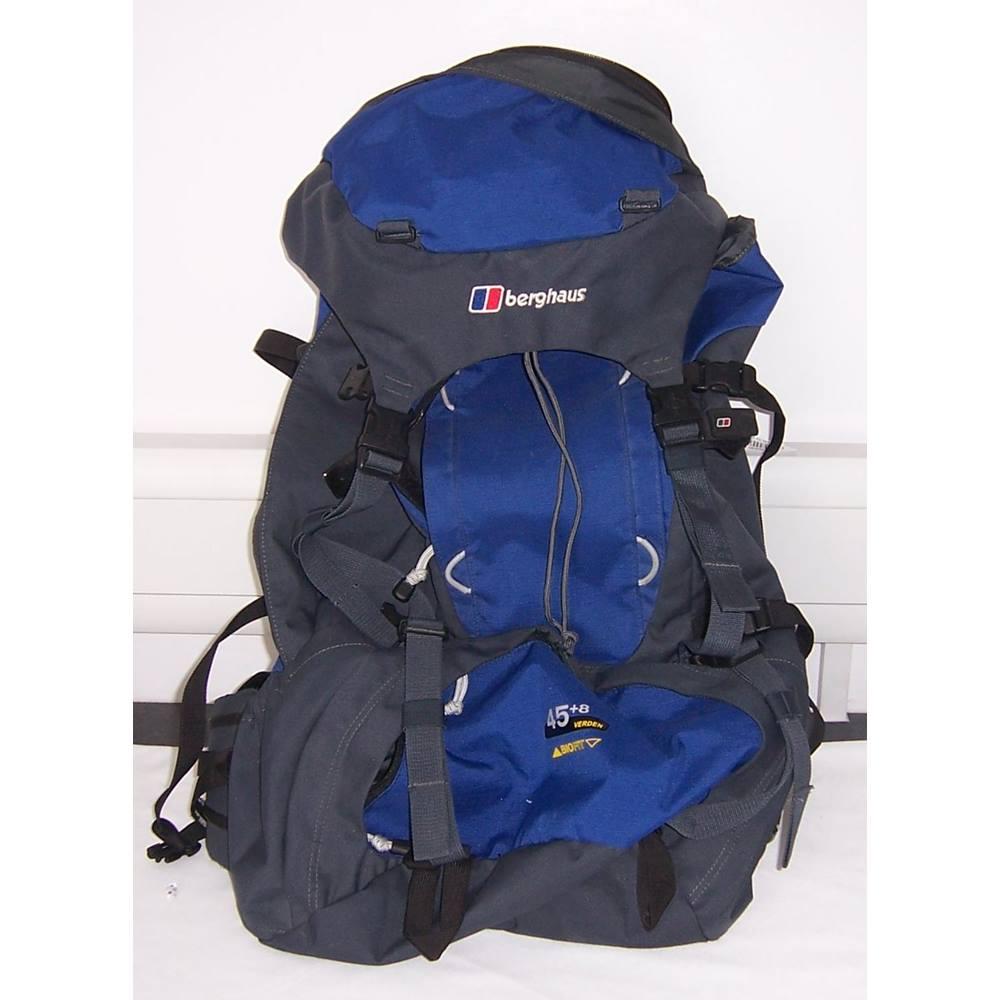 e2696a2376239 Berghaus - 45 + 8 Verden Biofit rucksack