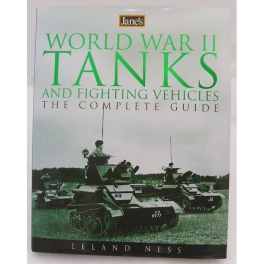 Jane's World War II tanks and fighting vehicles | Oxfam GB | Oxfam's Online  Shop
