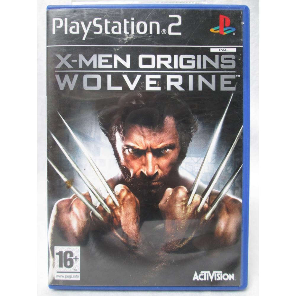 x-men origins wolverine game tpb