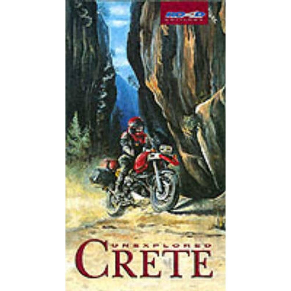 Unexplored Crete [Road Editions] | Oxfam GB | Oxfam's Online Shop