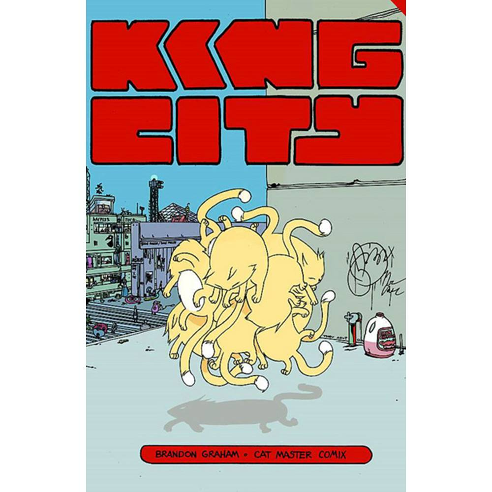 Preview of the first image of King City.