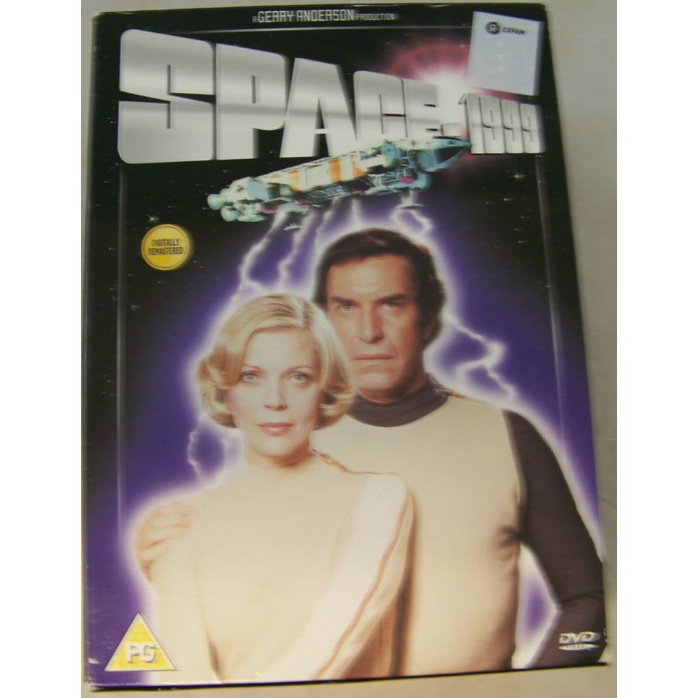 Preview of the first image of SPACE: 1999   -  VOL. 1-6 (BOX SET) PG.