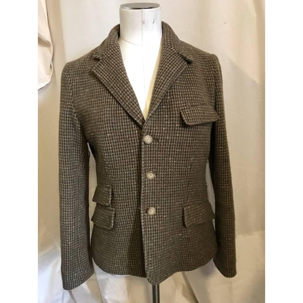 Ralph Lauren - Size: L - Brown - Bomber jacket- 100%