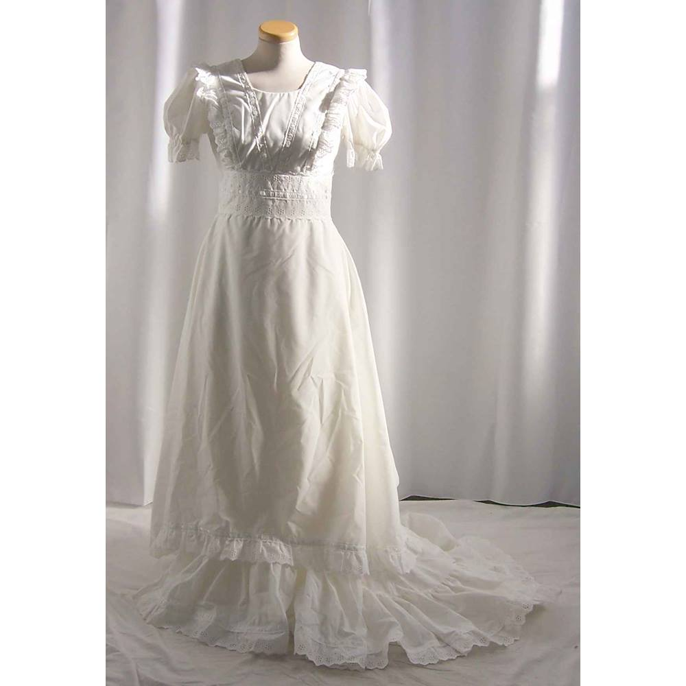Cotton Wedding Gowns