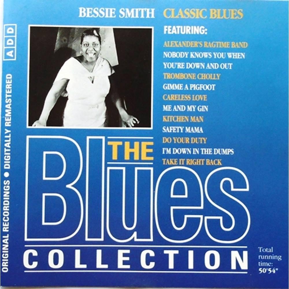 Classic Blues - Bessie Smith   Oxfam GB   Oxfam's Online Shop