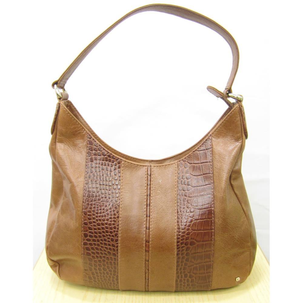 Ladies Tula handbag in Tan leather Tula - Brown  1fa9a6a87fe26
