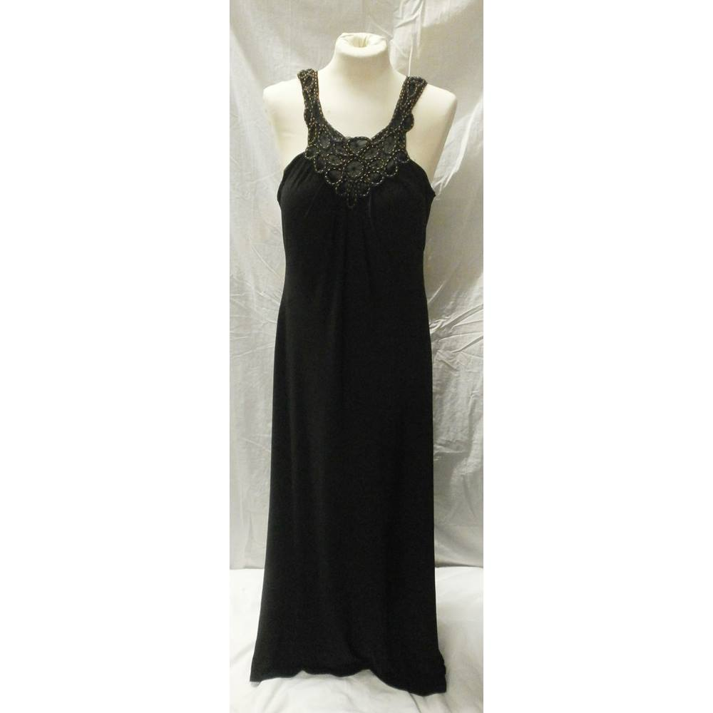 e24652f0a2f2 John Lewis - Size: 16 - Black - Evening dress BNWT For Sale in ...