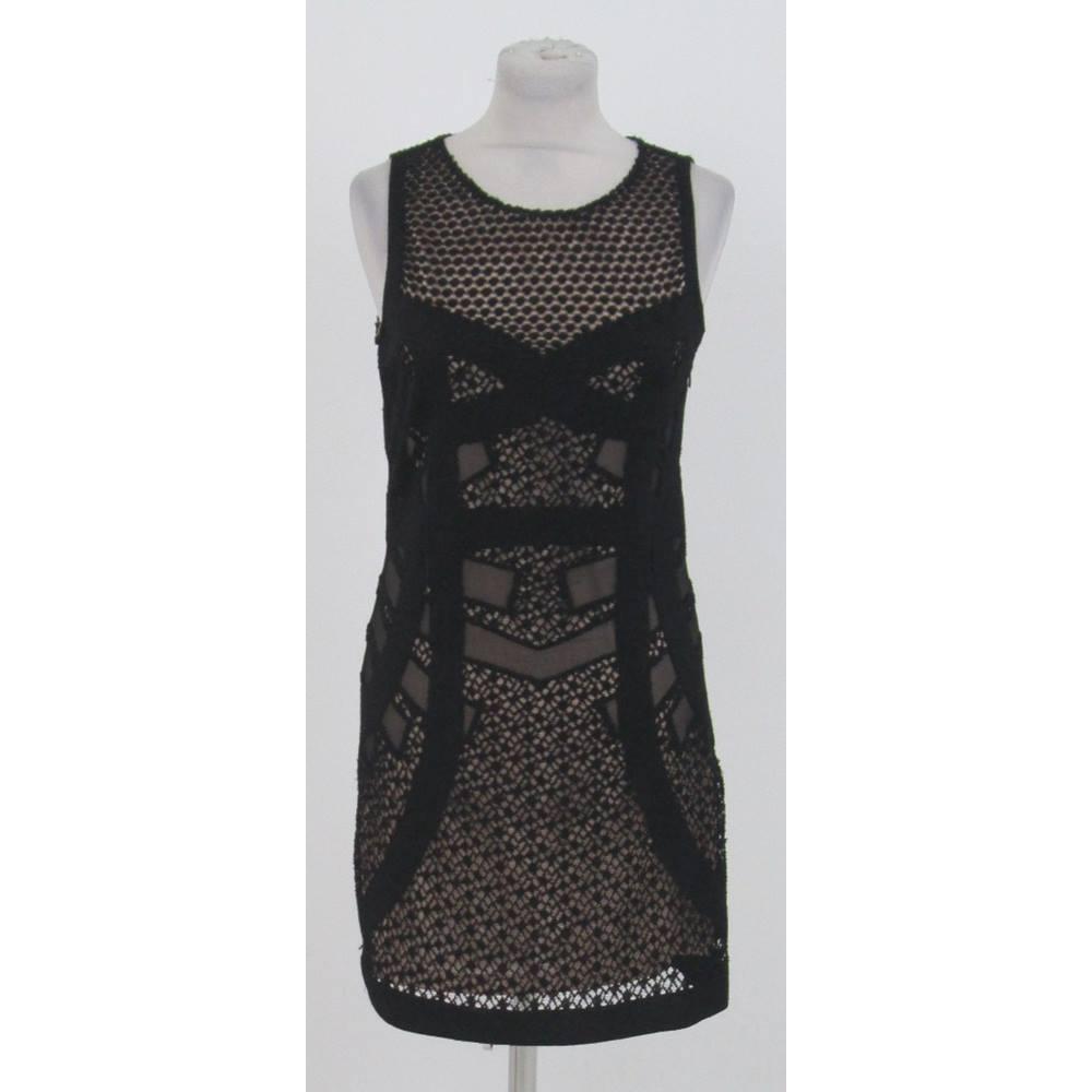 42b44b9ed1 Zara Size M Sheer