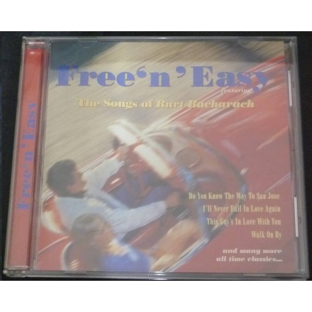 Free 'N' Easy - The Songs Of Burt Bacharach Various Artists | Oxfam GB |  Oxfam's Online Shop