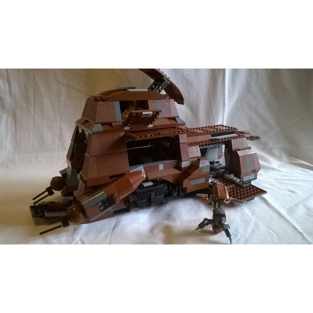 Lego Star Wars 7662 trade Federation MTT Lego   Oxfam GB   Oxfam's Online  Shop