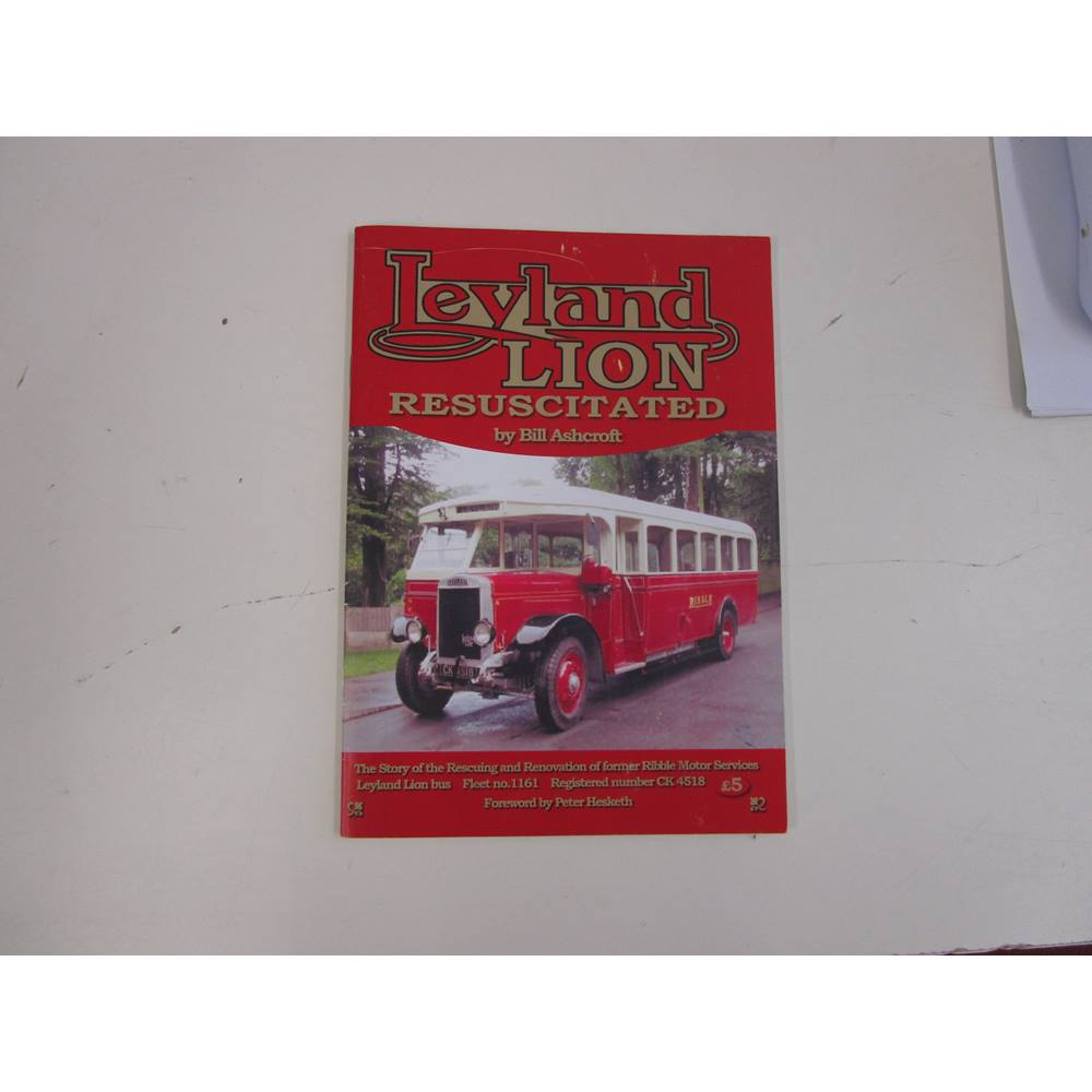 Leyland lion Resuscitated For Sale in Lytham, London | Preloved