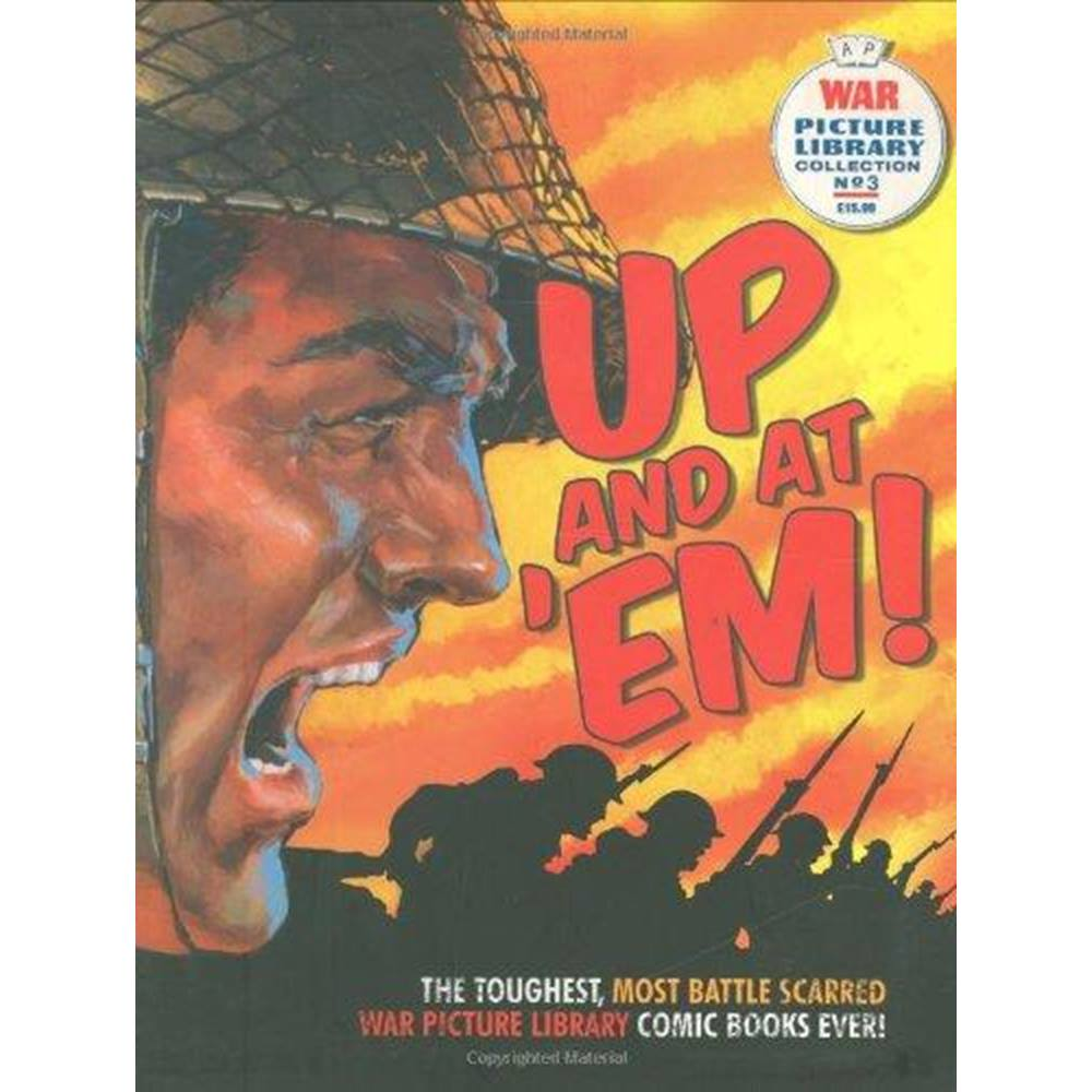 War Picture Library (2 Books): Against All Odds and Up and at 'Em | Oxfam  GB | Oxfam's Online Shop