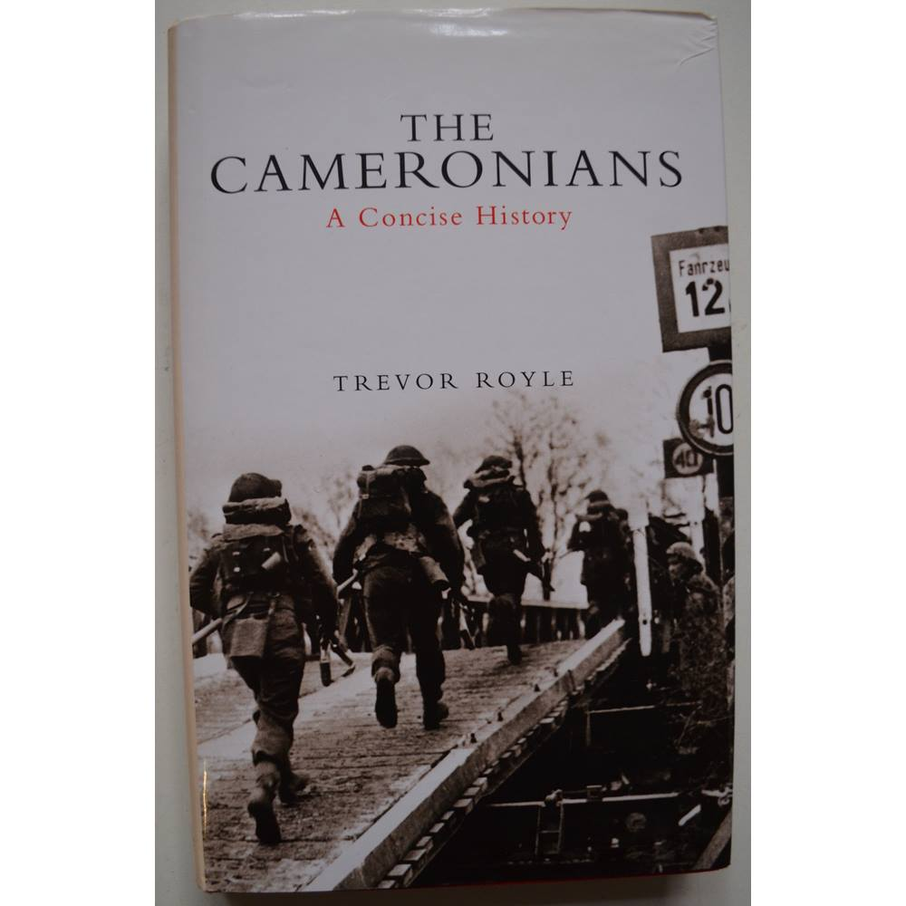 Preview of the first image of The Cameronians - A Concise History.