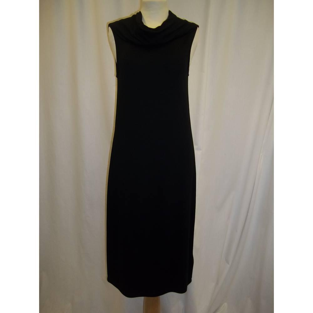 3840872451a2 Jaeger - Size: 8 - Black - Tube Dress | Oxfam GB | Oxfam's Online Shop