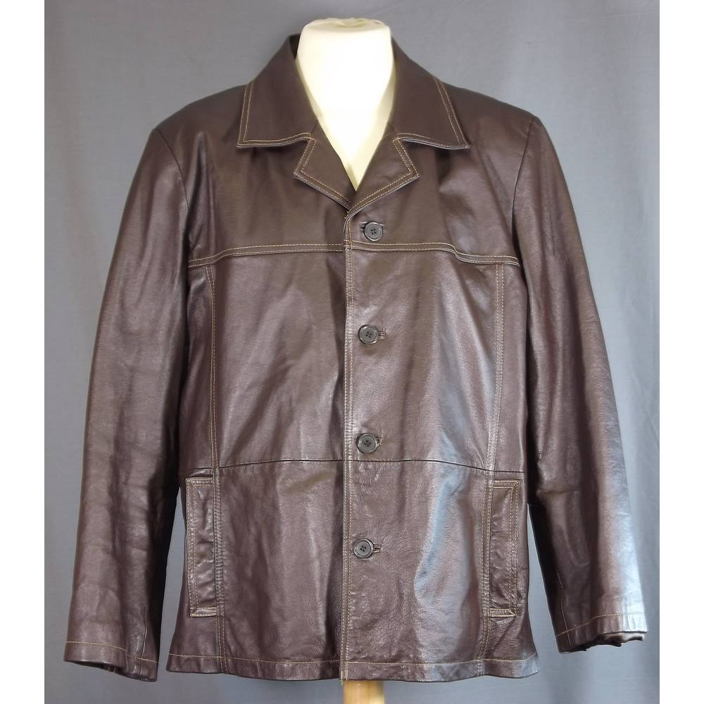 44142f9c94a99 nice london leather jacket - Local Classifieds