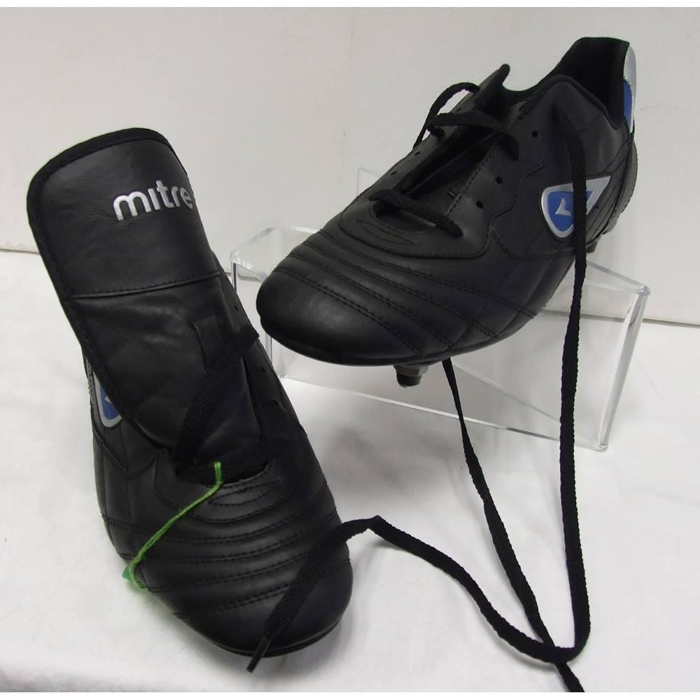 44b7bfb561b1 NWOT Mitre galaxy football boots Mitre - Size: 9 - Black | Oxfam GB ...