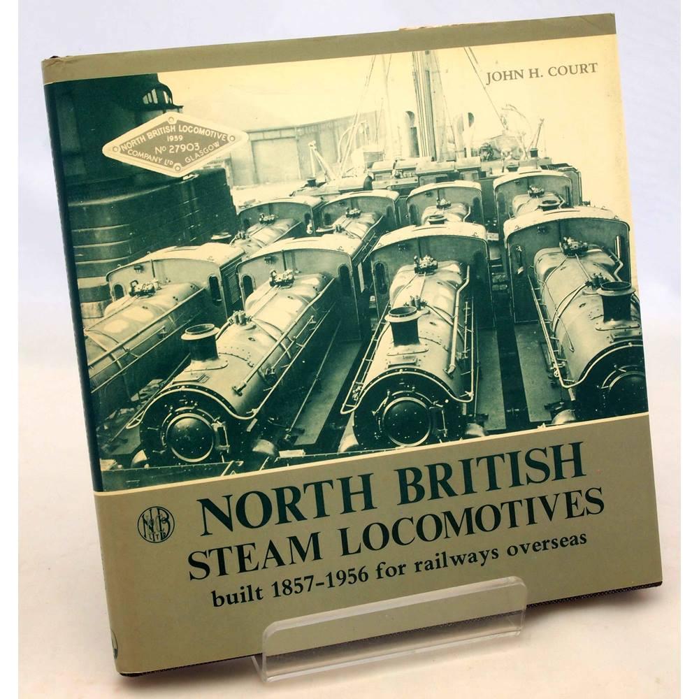 North British steam locomotives built 1857-1956 for railways overseas |  Oxfam GB | Oxfam's Online Shop