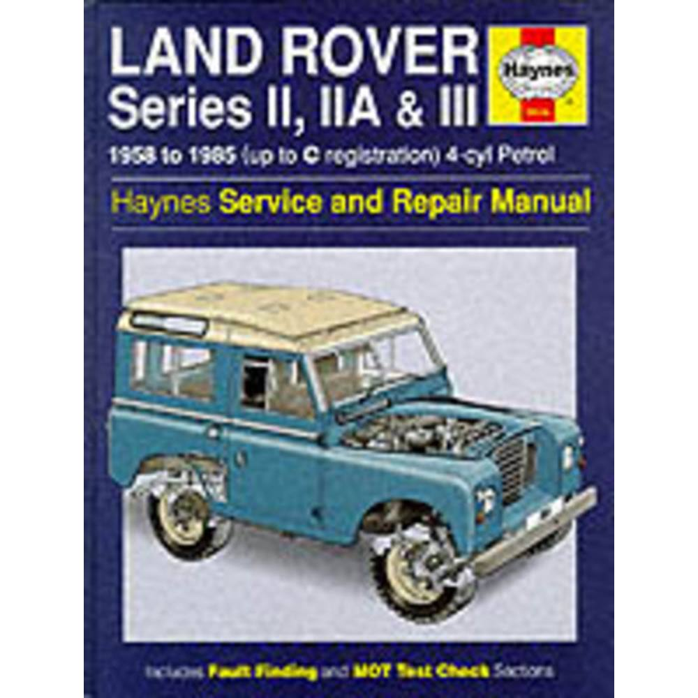 Land Rover Series 2a - Local Classifieds, For Sale