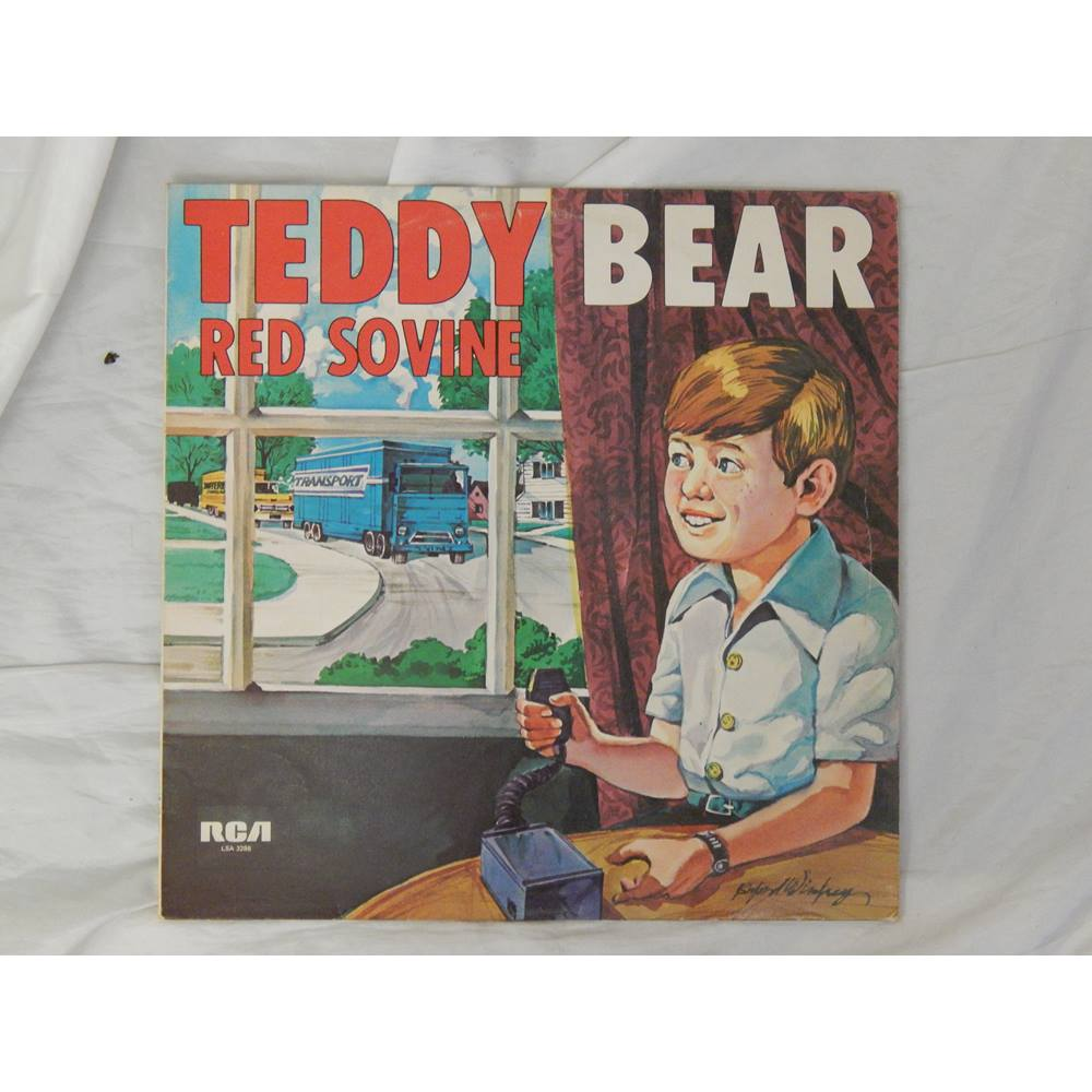 Teddy Bear - Red Sovine - LSA 3286 | Oxfam GB | Oxfam's Online Shop