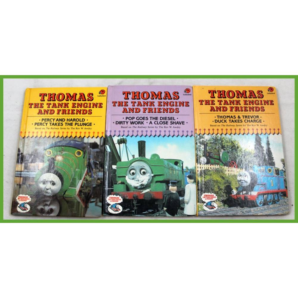 Ladybird Seven Thomas The Tank Engine Stories Oxfam Gb Oxfams Online Shop