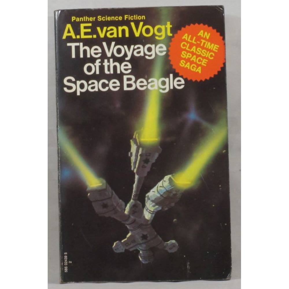 d7a581aed9 The Voyage of the Space Beagle | Oxfam GB | Oxfam's Online Shop