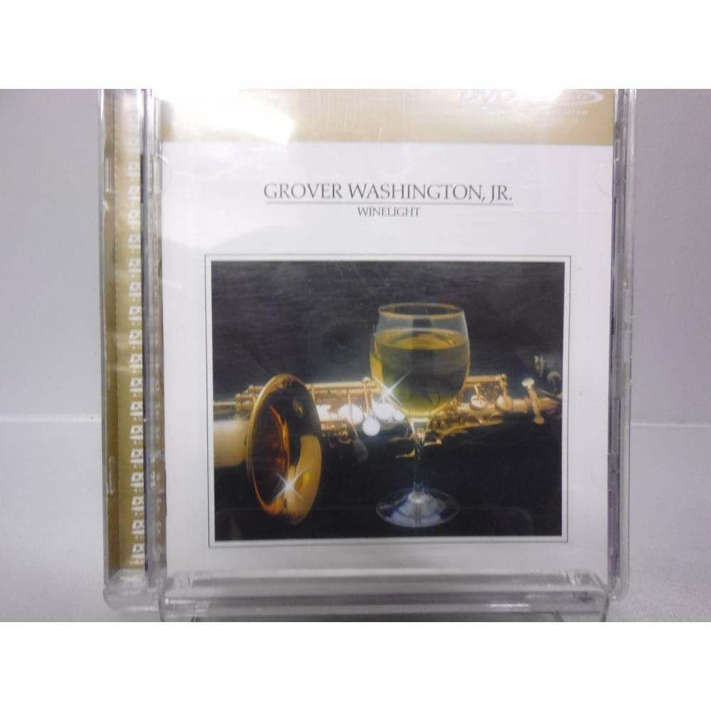 Grover Washington Jr Winelight Dvd A For Sale In Bedford Bedfordshire Preloved