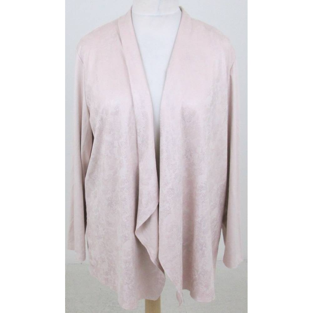 19469bc24 Mr Max size XXL baby pink waterfall jacket For Sale in Milton Keynes ...