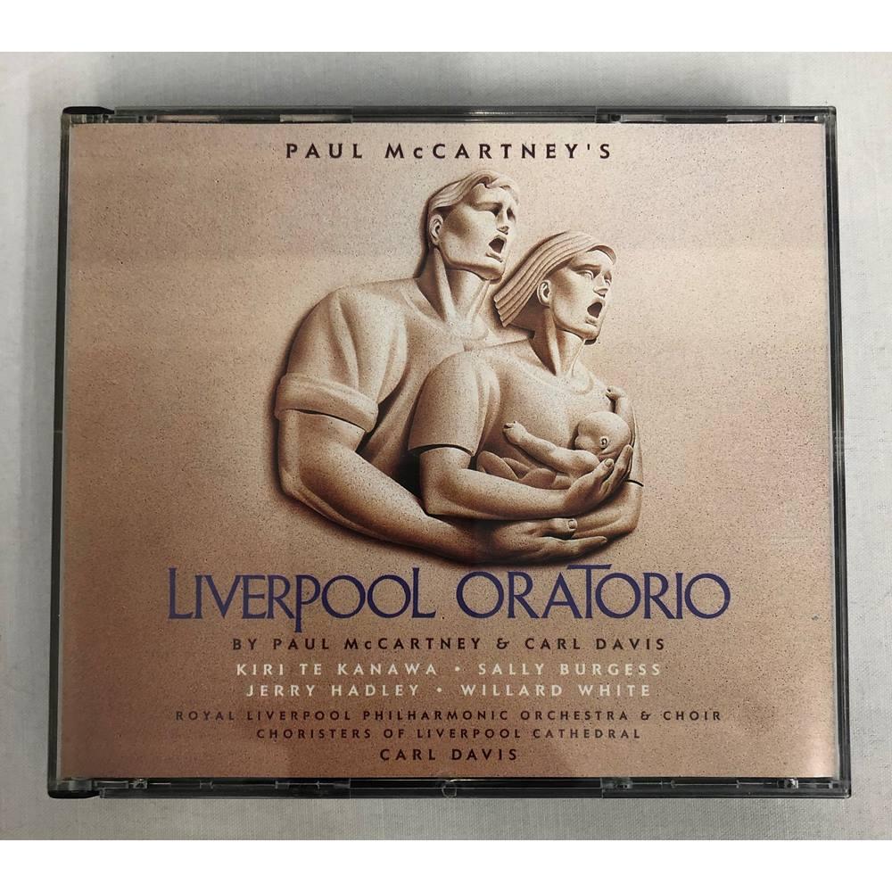paul mccartney liverpool oratorio