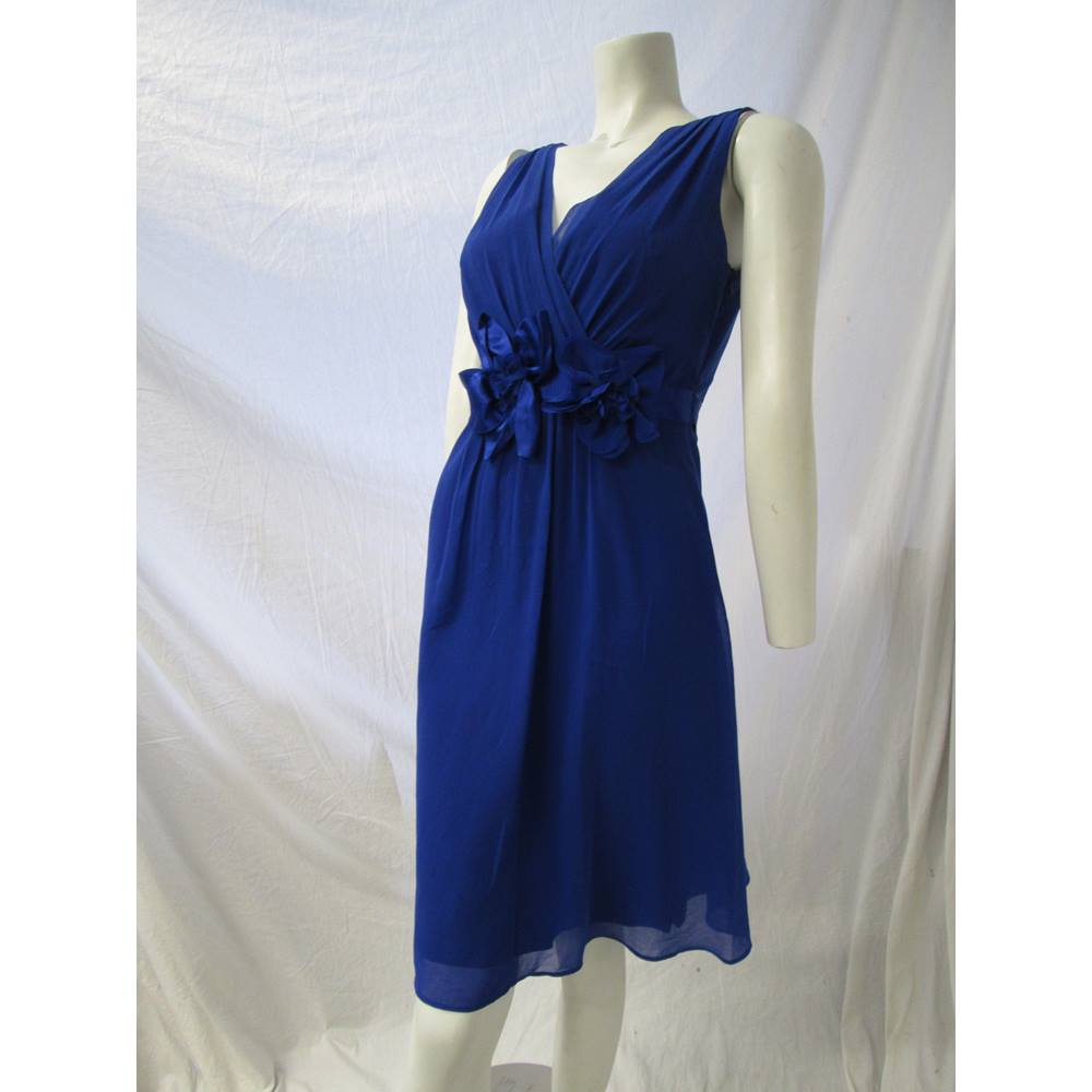 789feaff61c Coast blue occasion dress size 8 Coast - Size  8 - Blue - Cocktail ...