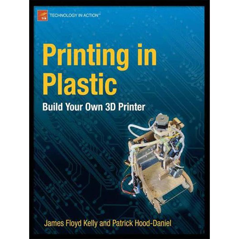 Preview of the first image of Printing in plastic.