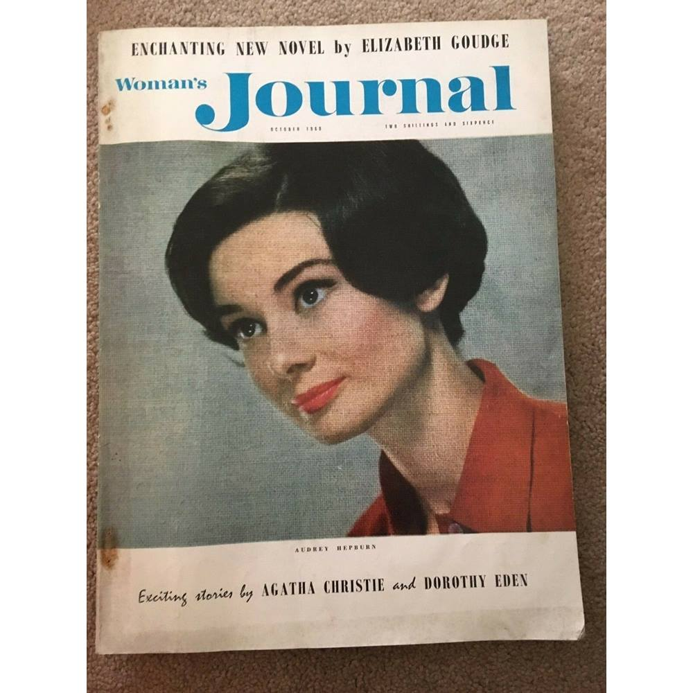 Woman's Journal - October 1960 | Oxfam GB | Oxfam's Online Shop