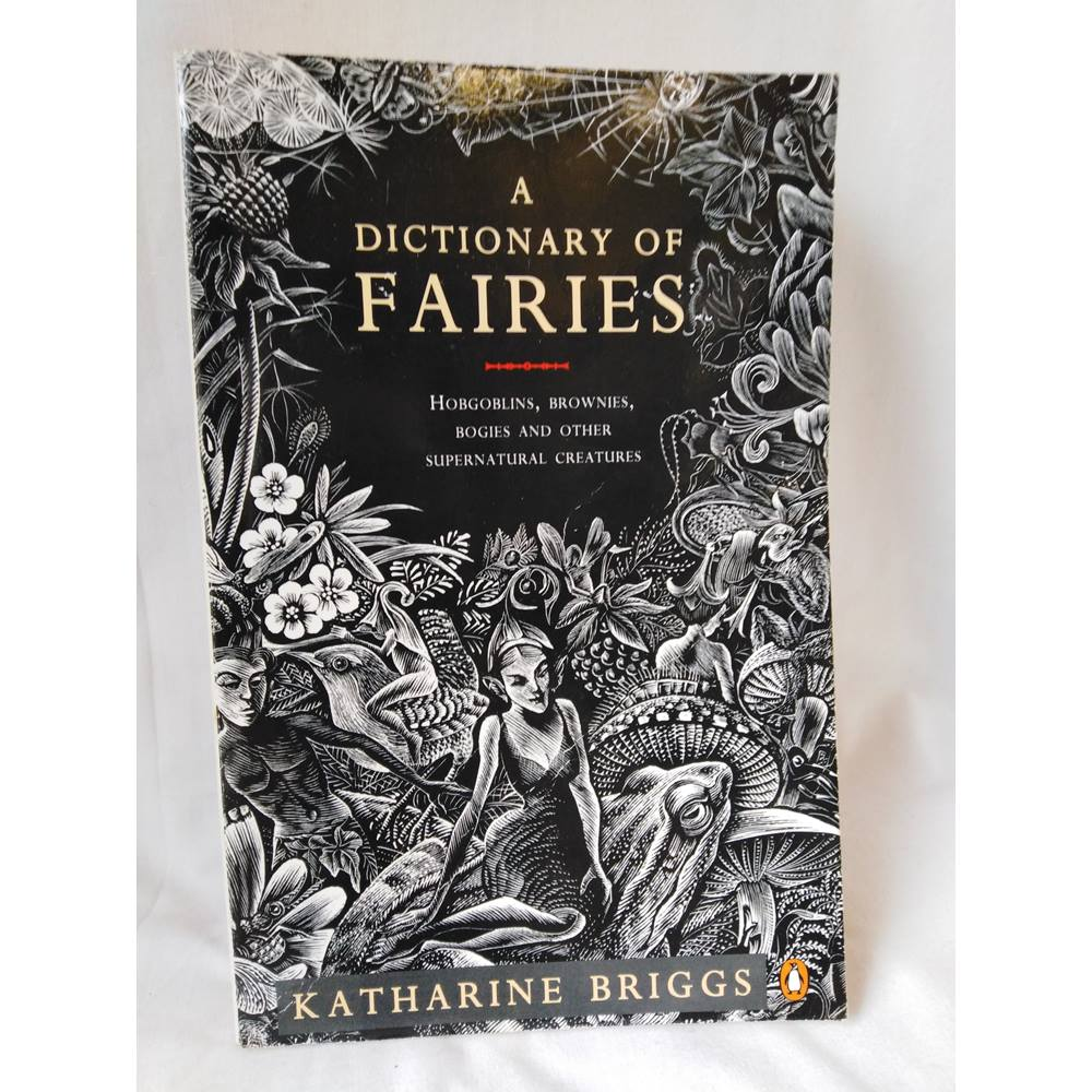 A Dictionary Of Fairies | Oxfam GB | Oxfam's Online Shop
