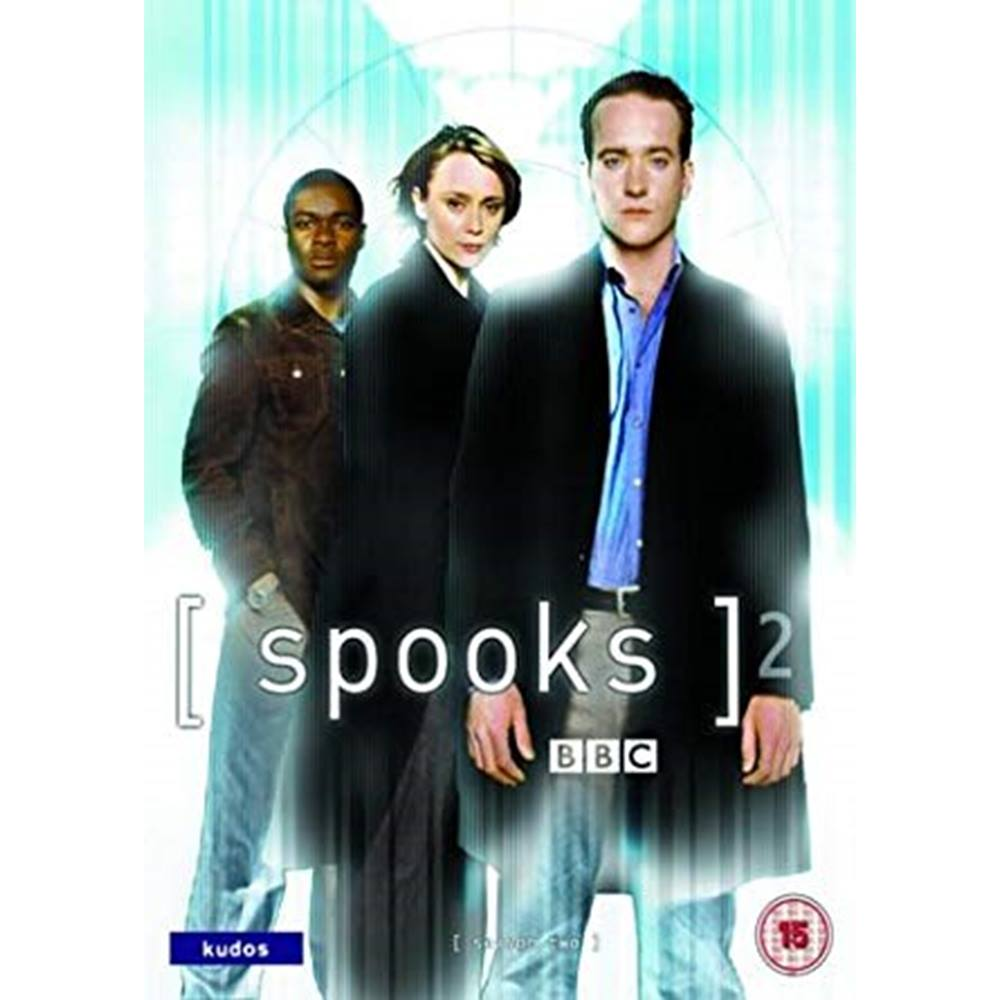 Preview of the first image of Spooks : Complete BBC Series 2 [2002] 15.